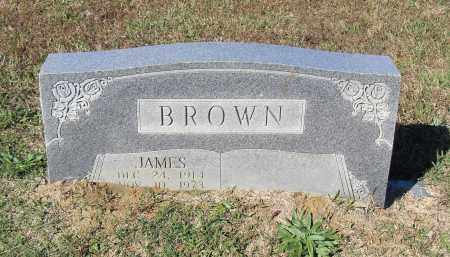 BROWN, JAMES - Pulaski County, Arkansas | JAMES BROWN - Arkansas Gravestone Photos