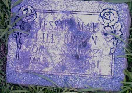 BROWN, JESSIE MAE - Pulaski County, Arkansas   JESSIE MAE BROWN - Arkansas Gravestone Photos