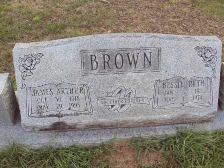 BROWN, BESSIE RUTH - Pulaski County, Arkansas | BESSIE RUTH BROWN - Arkansas Gravestone Photos