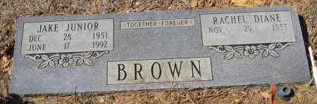 BROWN, JAKE JUNIOR - Pulaski County, Arkansas | JAKE JUNIOR BROWN - Arkansas Gravestone Photos