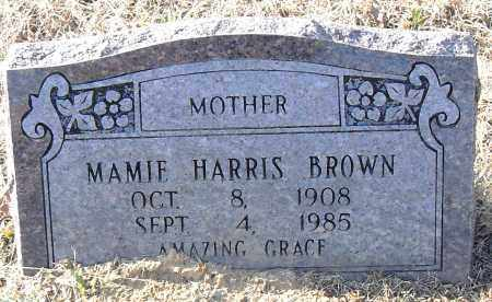 BROWN, MAMIE - Pulaski County, Arkansas | MAMIE BROWN - Arkansas Gravestone Photos