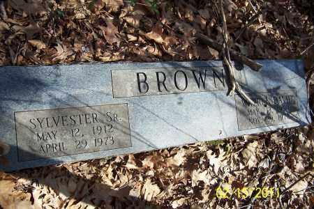 BROWN, WARREN DAVID - Pulaski County, Arkansas | WARREN DAVID BROWN - Arkansas Gravestone Photos