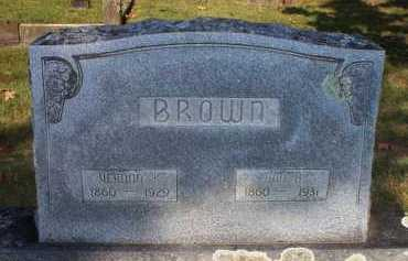 BROWN, ADA H. - Pulaski County, Arkansas | ADA H. BROWN - Arkansas Gravestone Photos