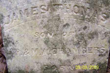 CHAMBERS, JAMES THOMAS - Pulaski County, Arkansas | JAMES THOMAS CHAMBERS - Arkansas Gravestone Photos