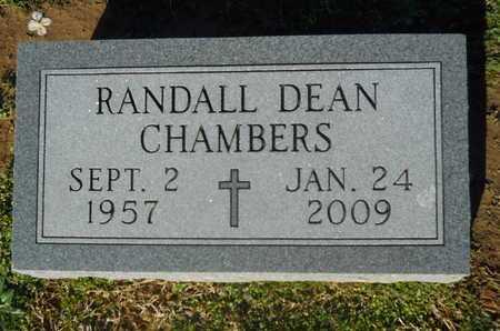 CHAMBERS, RANDALL DEAN - Pulaski County, Arkansas | RANDALL DEAN CHAMBERS - Arkansas Gravestone Photos