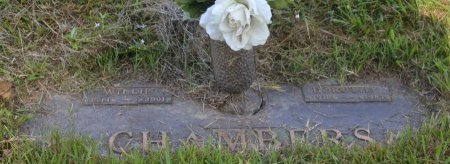 CHAMBERS, WILLIE - Pulaski County, Arkansas   WILLIE CHAMBERS - Arkansas Gravestone Photos