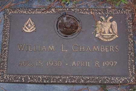 CHAMBERS, WILLIAM L. - Pulaski County, Arkansas | WILLIAM L. CHAMBERS - Arkansas Gravestone Photos