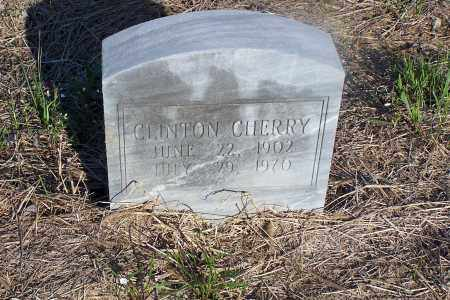 CHERRY, CLINTON - Pulaski County, Arkansas | CLINTON CHERRY - Arkansas Gravestone Photos