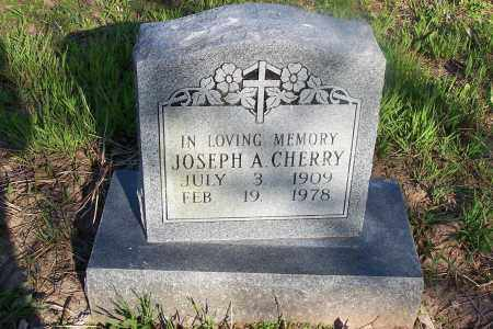 CHERRY, JOSEPH A - Pulaski County, Arkansas | JOSEPH A CHERRY - Arkansas Gravestone Photos