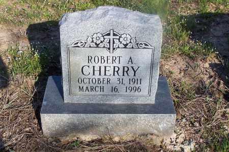 CHERRY, ROBERT A - Pulaski County, Arkansas | ROBERT A CHERRY - Arkansas Gravestone Photos