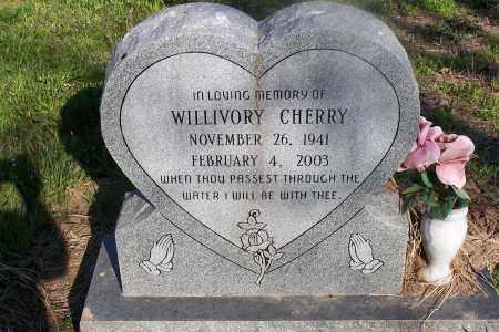 CHERRY, WILLIVORY - Pulaski County, Arkansas   WILLIVORY CHERRY - Arkansas Gravestone Photos