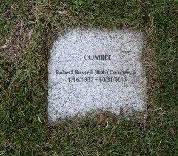 "COMBEE, ROBERT RUSSELL  ""BOB"" - Pulaski County, Arkansas | ROBERT RUSSELL  ""BOB"" COMBEE - Arkansas Gravestone Photos"