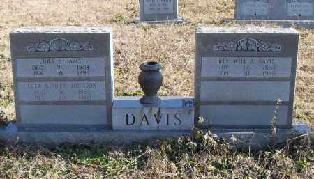 DAVIS, LULA - Pulaski County, Arkansas | LULA DAVIS - Arkansas Gravestone Photos