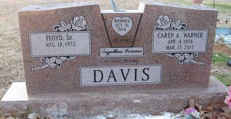 DAVIS, CAREN A - Pulaski County, Arkansas | CAREN A DAVIS - Arkansas Gravestone Photos