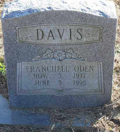 DAVIS, FRANCHELL - Pulaski County, Arkansas | FRANCHELL DAVIS - Arkansas Gravestone Photos