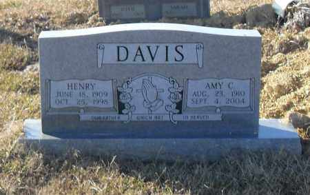DAVIS, AMY C. - Pulaski County, Arkansas | AMY C. DAVIS - Arkansas Gravestone Photos