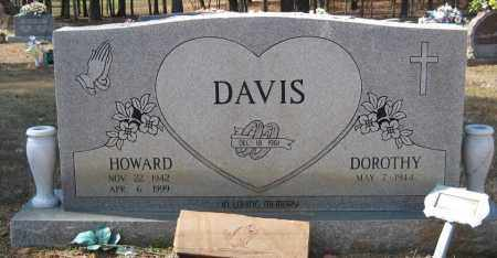 DAVIS, HOWARD - Pulaski County, Arkansas | HOWARD DAVIS - Arkansas Gravestone Photos