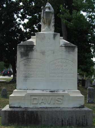 DAVIS, INA - Pulaski County, Arkansas | INA DAVIS - Arkansas Gravestone Photos