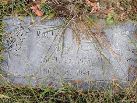 DAVIS, RACHEL - Pulaski County, Arkansas | RACHEL DAVIS - Arkansas Gravestone Photos