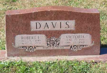 DAVIS, VICTORIA - Pulaski County, Arkansas | VICTORIA DAVIS - Arkansas Gravestone Photos