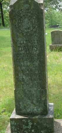 DAVIS, WILLIAM L - Pulaski County, Arkansas   WILLIAM L DAVIS - Arkansas Gravestone Photos