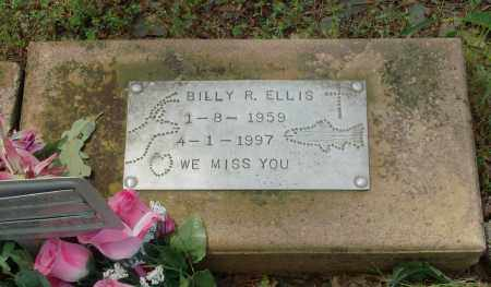 ELLIS, BILLY R. - Pulaski County, Arkansas | BILLY R. ELLIS - Arkansas Gravestone Photos