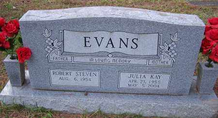 EVANS, JULIA KAY - Pulaski County, Arkansas | JULIA KAY EVANS - Arkansas Gravestone Photos