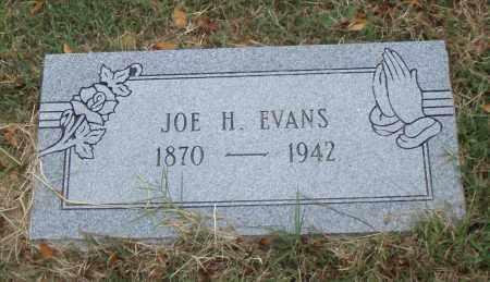 EVANS, JOE  H. - Pulaski County, Arkansas | JOE  H. EVANS - Arkansas Gravestone Photos
