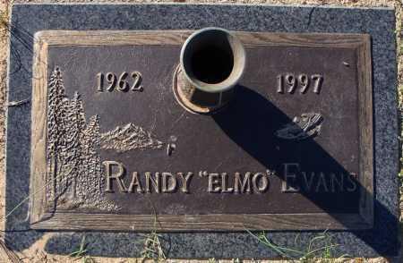 "EVANS, RANDY ""ELMO"" - Pulaski County, Arkansas | RANDY ""ELMO"" EVANS - Arkansas Gravestone Photos"