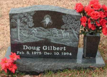 GILBERT, DOUGLAS EDWARD - Pulaski County, Arkansas | DOUGLAS EDWARD GILBERT - Arkansas Gravestone Photos