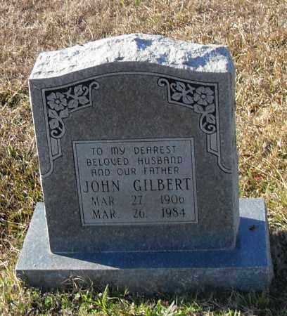 GILBERT, JOHN - Pulaski County, Arkansas   JOHN GILBERT - Arkansas Gravestone Photos