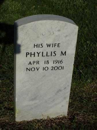 GILBERT, PHYLLIS M - Pulaski County, Arkansas | PHYLLIS M GILBERT - Arkansas Gravestone Photos