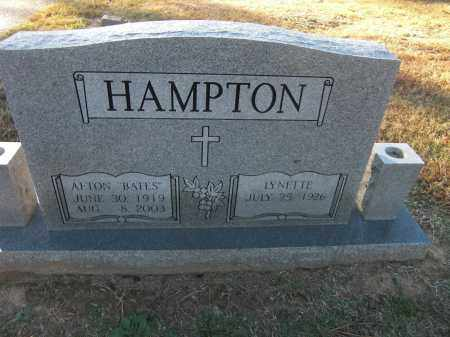 HAMPTON, AFTON - Pulaski County, Arkansas | AFTON HAMPTON - Arkansas Gravestone Photos