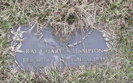 HAMPTON, RAY CHARLES - Pulaski County, Arkansas   RAY CHARLES HAMPTON - Arkansas Gravestone Photos