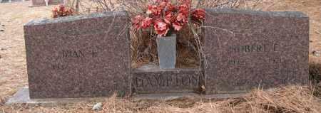 HAMPTON, ROBERT E - Pulaski County, Arkansas | ROBERT E HAMPTON - Arkansas Gravestone Photos