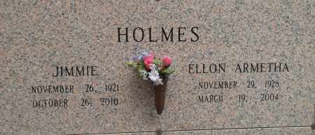 HOLMES, ELLON ARMETHA - Pulaski County, Arkansas | ELLON ARMETHA HOLMES - Arkansas Gravestone Photos