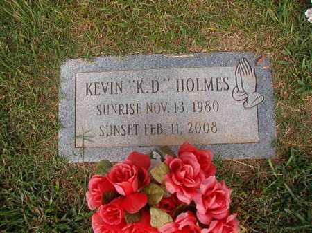 "HOLMES, KEVIN ""KD"" - Pulaski County, Arkansas | KEVIN ""KD"" HOLMES - Arkansas Gravestone Photos"