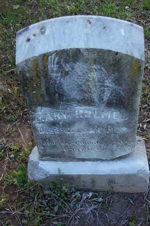 HOLMES, MARY - Pulaski County, Arkansas | MARY HOLMES - Arkansas Gravestone Photos