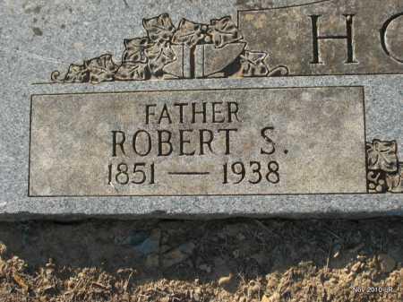 HOOD, ROBERT S (CLOSEUP) - Pulaski County, Arkansas | ROBERT S (CLOSEUP) HOOD - Arkansas Gravestone Photos