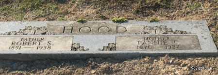 HOOD, ROBERT S - Pulaski County, Arkansas   ROBERT S HOOD - Arkansas Gravestone Photos