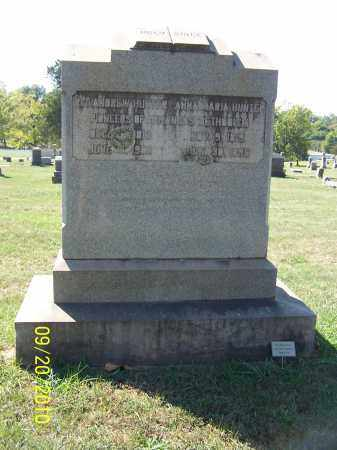 HUNTER, ANDREW - Pulaski County, Arkansas | ANDREW HUNTER - Arkansas Gravestone Photos