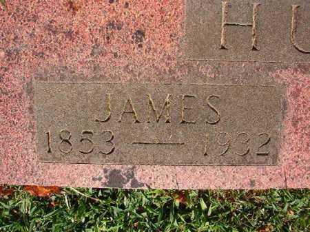 HUNTER, JAMES (CLOSE UP) - Pulaski County, Arkansas   JAMES (CLOSE UP) HUNTER - Arkansas Gravestone Photos