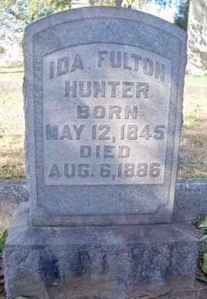 HUNTER, IDA - Pulaski County, Arkansas | IDA HUNTER - Arkansas Gravestone Photos