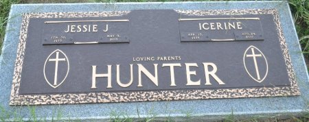 HUNTER, JESSIE J - Pulaski County, Arkansas | JESSIE J HUNTER - Arkansas Gravestone Photos