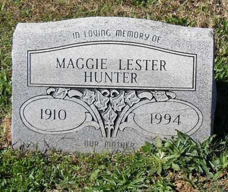 HUNTER, MAGGIE - Pulaski County, Arkansas | MAGGIE HUNTER - Arkansas Gravestone Photos