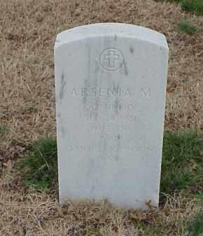 JOHNSON, ARSENIA M - Pulaski County, Arkansas   ARSENIA M JOHNSON - Arkansas Gravestone Photos