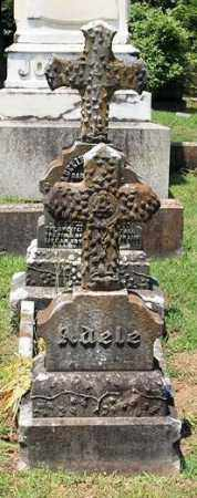 JOHNSON, ADELINE COCHRAN - Pulaski County, Arkansas | ADELINE COCHRAN JOHNSON - Arkansas Gravestone Photos