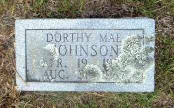 JOHNSON, DORTHY MAE - Pulaski County, Arkansas | DORTHY MAE JOHNSON - Arkansas Gravestone Photos