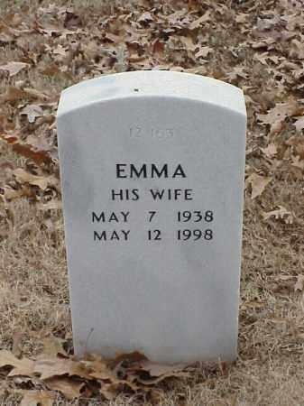 JOHNSON, EMMA - Pulaski County, Arkansas   EMMA JOHNSON - Arkansas Gravestone Photos
