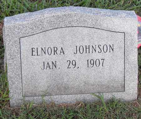 JOHNSON, ELNORA - Pulaski County, Arkansas | ELNORA JOHNSON - Arkansas Gravestone Photos